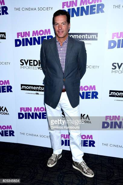 Andrew Duncan attends the screening Of 'Fun Mom Dinner' at Landmark Sunshine Cinema on August 1 2017 in New York City