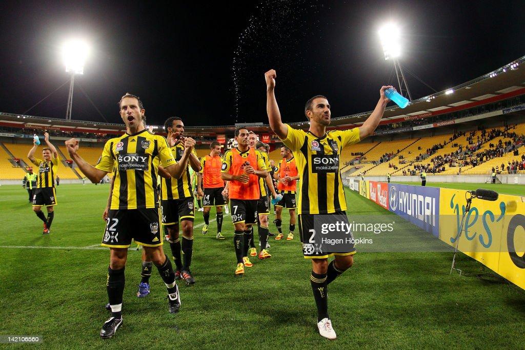 A-League Elmination Final - Phoenix v Sydney
