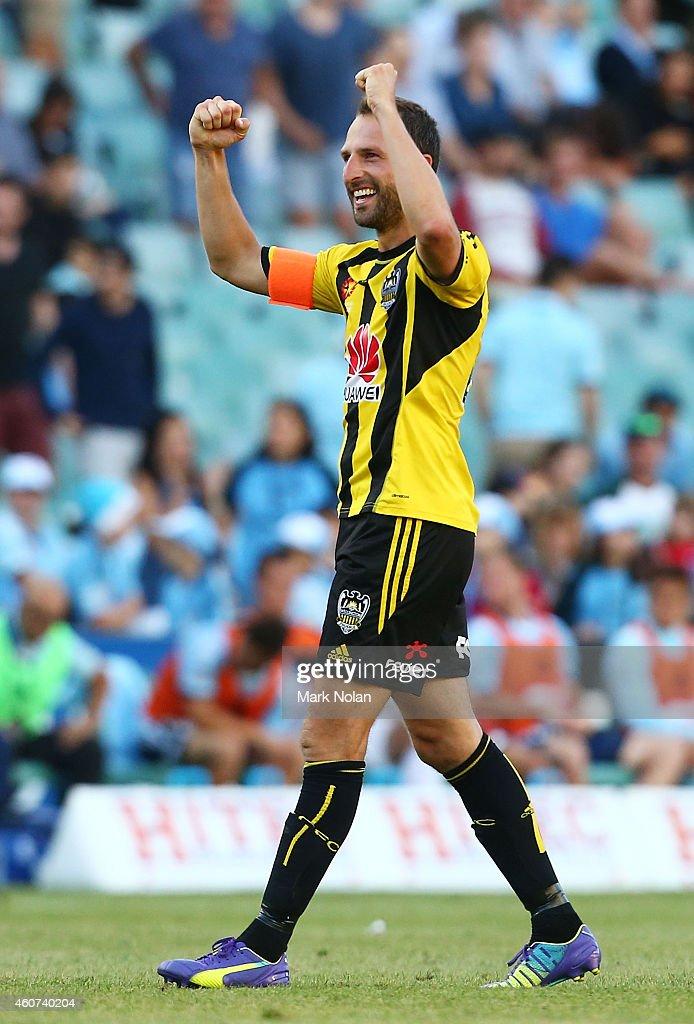 A-League Rd 12 - Sydney v Wellington