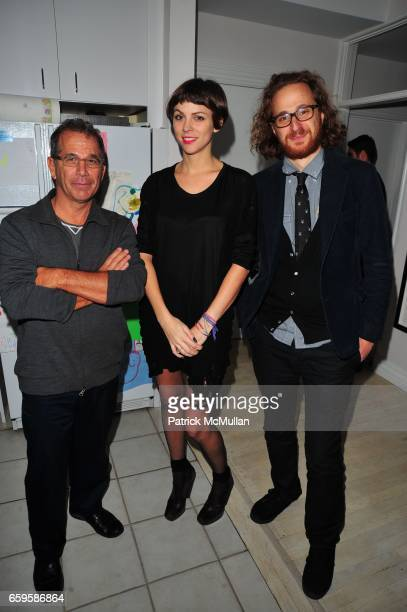 Andrew Fierberg Jennifer Murray and Alexander Olch attend HBO Premiere of Alexander Olch's THE WINDMILL MOVIE at Private Residence on October 28 2009...