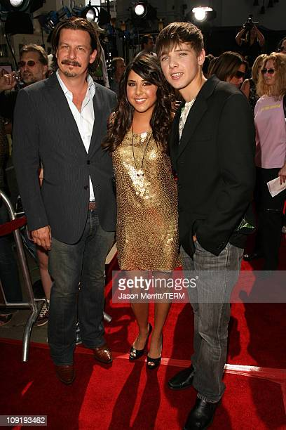 Andrew Fleming director Daniella Monet and Max Thieriot