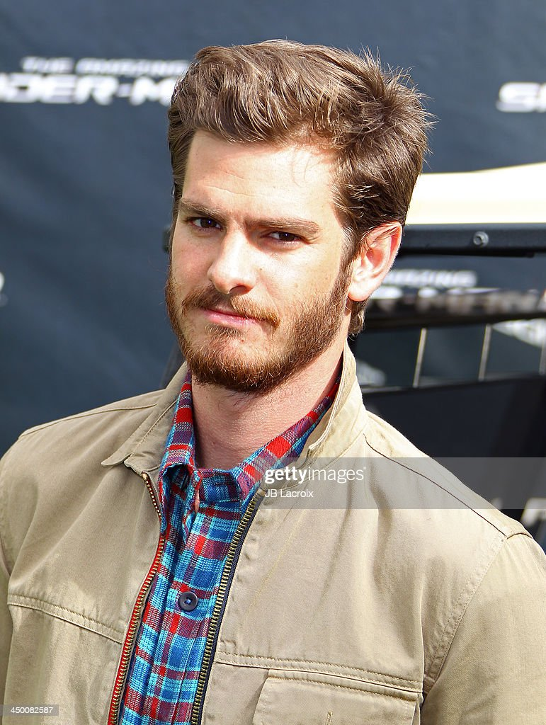 <a gi-track='captionPersonalityLinkClicked' href=/galleries/search?phrase=Andrew+Garfield&family=editorial&specificpeople=4047840 ng-click='$event.stopPropagation()'>Andrew Garfield</a> attends 'The Amazing Spiderman 2' Photo Call held at Sony Pictures Studios on November 16, 2013 in Culver City, California.