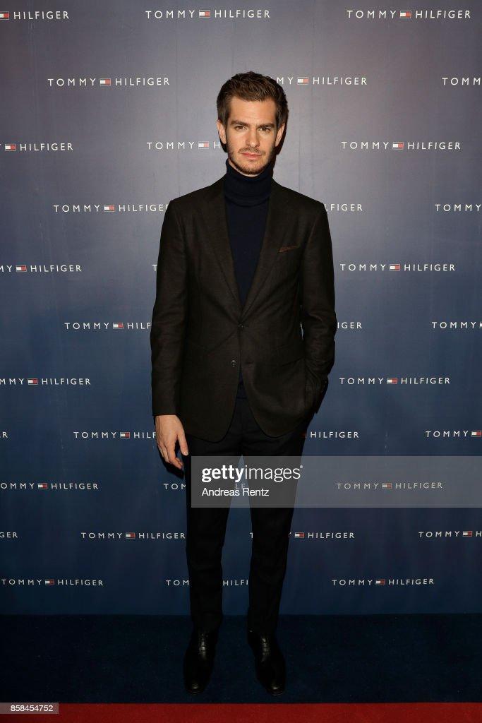 Andrew Garfield attends the Tommy Hilfiger VIP Dinner in celebration of the 13th Zurich Film Festival on October 6, 2017 in Zurich, Switzerland.