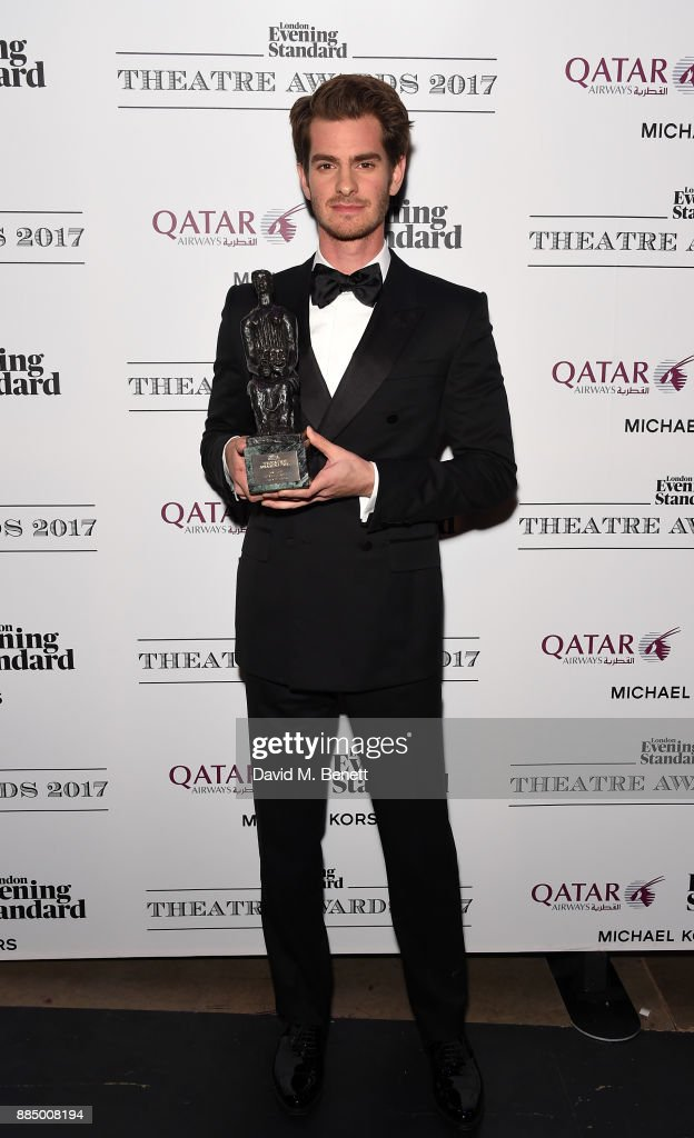 The London Evening Standard Theatre Awards 2017 - Winners