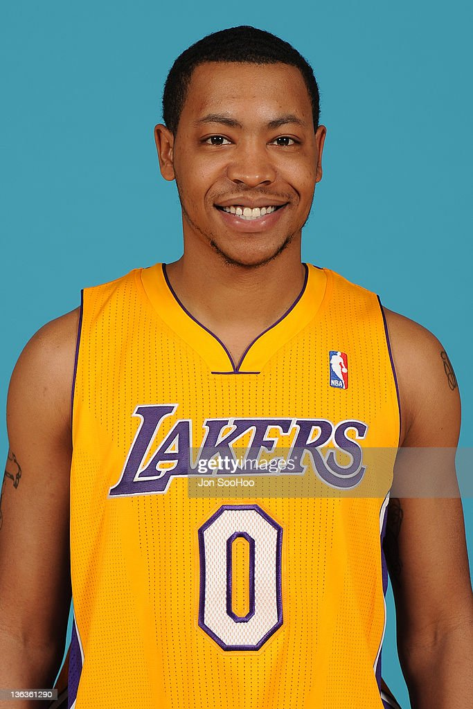 Andrew Goudelock of the Los Angeles Lakers poses for a photo during Media Day at Toyota Sports Center on December 11 2011 in El Segundo California...