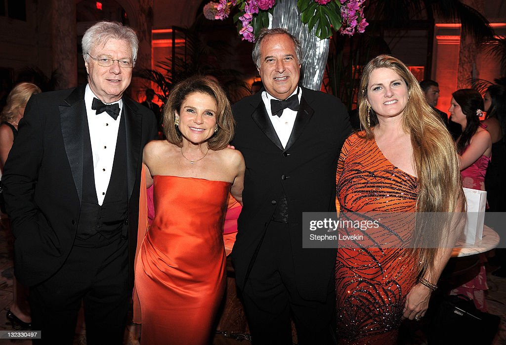 Andrew H. Levy, <a gi-track='captionPersonalityLinkClicked' href=/galleries/search?phrase=Tovah+Feldshuh&family=editorial&specificpeople=208758 ng-click='$event.stopPropagation()'>Tovah Feldshuh</a>, Stewart Lane and <a gi-track='captionPersonalityLinkClicked' href=/galleries/search?phrase=Bonnie+Comley&family=editorial&specificpeople=2000676 ng-click='$event.stopPropagation()'>Bonnie Comley</a> attend the party following the 65th Annual Tony Awards at on June 12, 2011 in New York City.