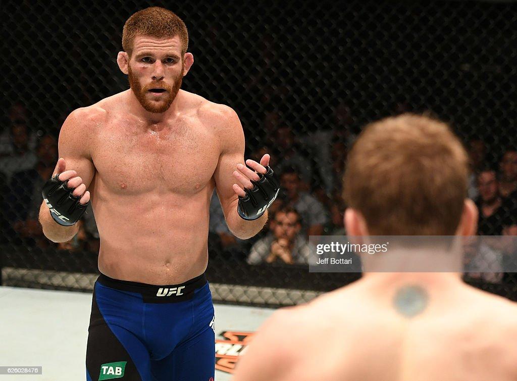 UFC Fight Night: Whittaker v Brunson