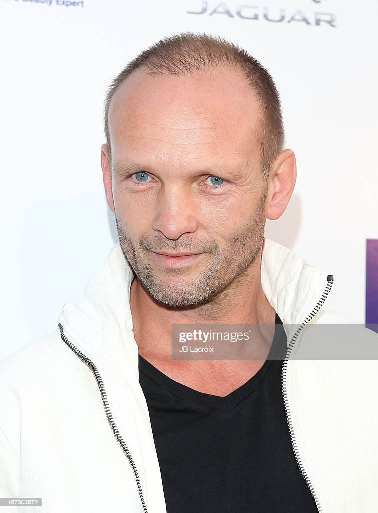 Andrew Howard attends the 7th Annual BritWeek Festival 'A Salute To Old Hollywood' launch party held at The British Residence on April 23, 2013 in Los Angeles, California.