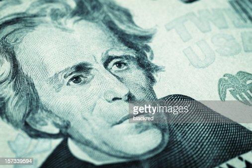 Andrew Jackson : Stock-Foto
