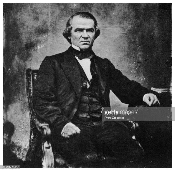 Andrew Johnson 17th President of the United States 1860s Johnson was Abraham Lincoln's vicepresident and succeeded Lincoln as president after his...