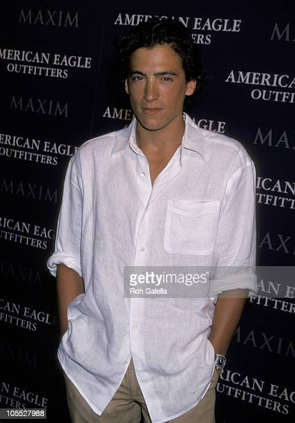 Andrew Keegan during Playstation 2 First Anniversary Party at St Regis Hotel in Century City California United States