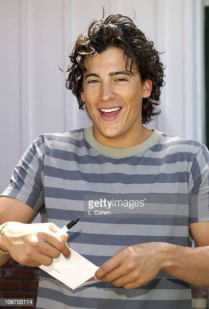 Andrew Keegan during Target 'A Time For Heroes' To Benefit The Elizabeth Glaser Pediatric AIDS Foundation at Mandeville Canyon Park in Los Angeles...