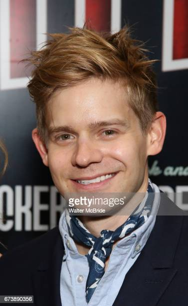Andrew Keenan Bolger attends the Broadway Opening Night performance of 'Bandstand' at the Bernard B Jacobs Theatre on 4/26/2017 in New York City
