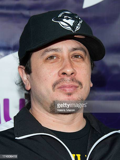 Andrew Kishino attends The Hub Network's '2013 Summer TCA' Red Carpet Party at The Globe Theatre at Universal Studios on July 26 2013 in Universal...