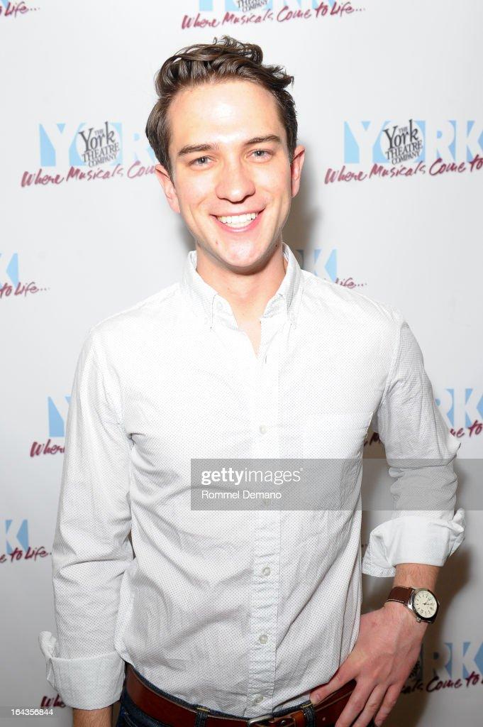 Andrew Kluger attends the off-Broadway opening night of 'Silk Stockings' at The York Theatre at Saint Peter's on March 22, 2013 in New York City.