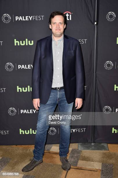 Andrew Kreisberg attends PaleyFest Los Angeles 2017 CW's 'Heroes Aliens Featuring Arrow The Flash Supergirl and DC's Legends of Tomorrow' at Dolby...