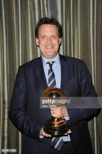 Andrew Kreisberg attends the 43rd Annual Saturn Awards at The Castaway on June 28 2017 in Burbank California