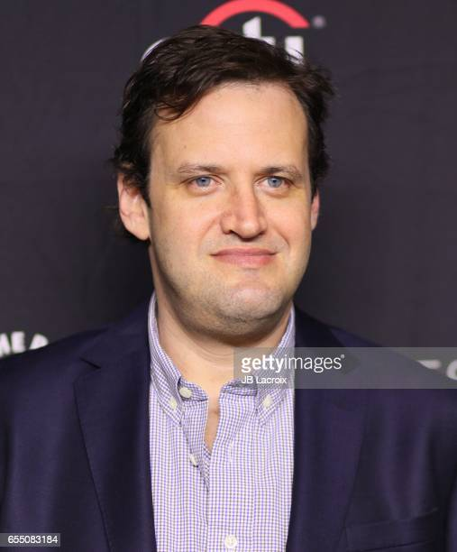 Andrew Kreisberg attends the Paley Center For Media's 34th Annual PaleyFest Los Angeles The CW on March 18 2017 in Hollywood California