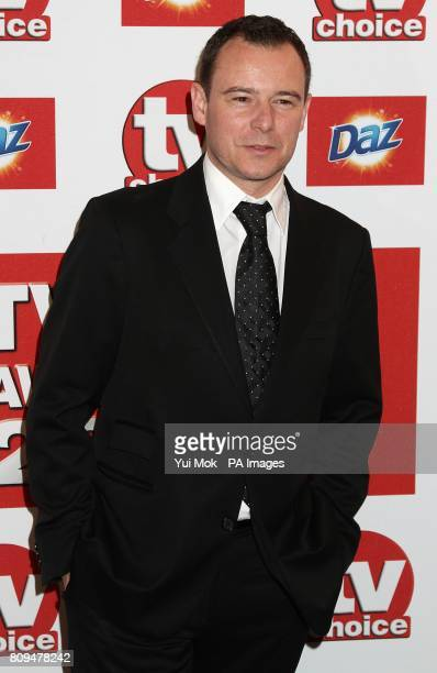 Andrew Lancel arriving for the 2011 TV Choice Awards at The Savoy Strand London
