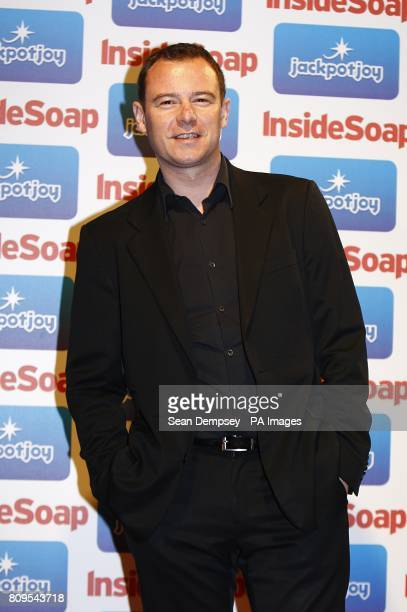 Andrew Lancel attends the Inside Soap Awards 2011 at Gilgamesh in Camden north London