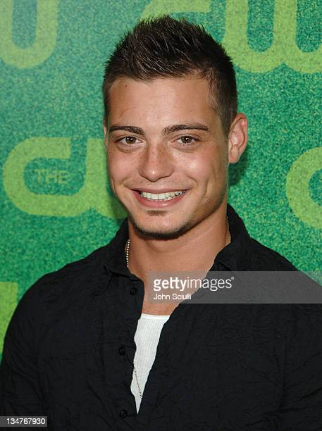 Andrew Lawrence during The CW Summer 2006 TCA Party Arrivals at Ritz Carlton in Pasadena California United States