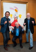 Andrew Lincoln Richard Williams and Scott Wilson arrives at The Academy Of Motion Picture Arts And Sciences' Celebrates The Animated Genius Of...