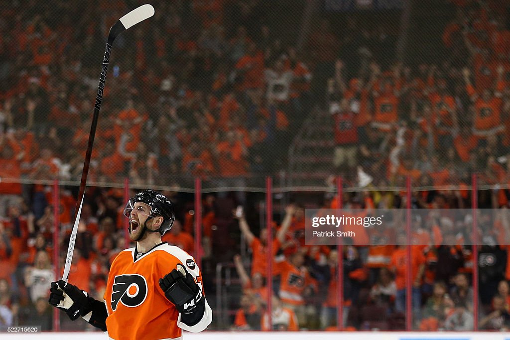 Washington Capitals v Philadelphia Flyers - Game Four