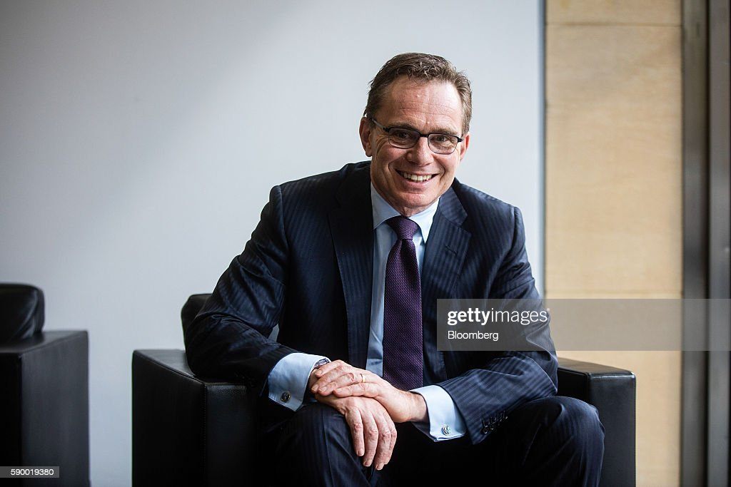 BHP Billiton Ltd. Chief Executive Officer Andrew Mackenzie Presents Full Year Results To The Media