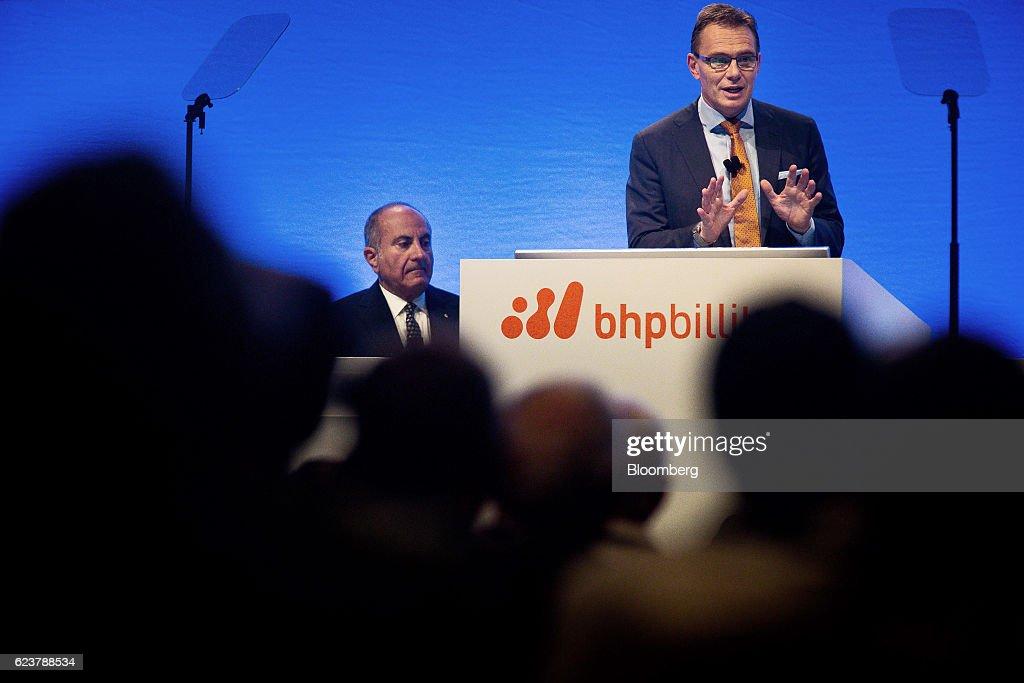 BHP Billiton Ltd. Annual General Meeting