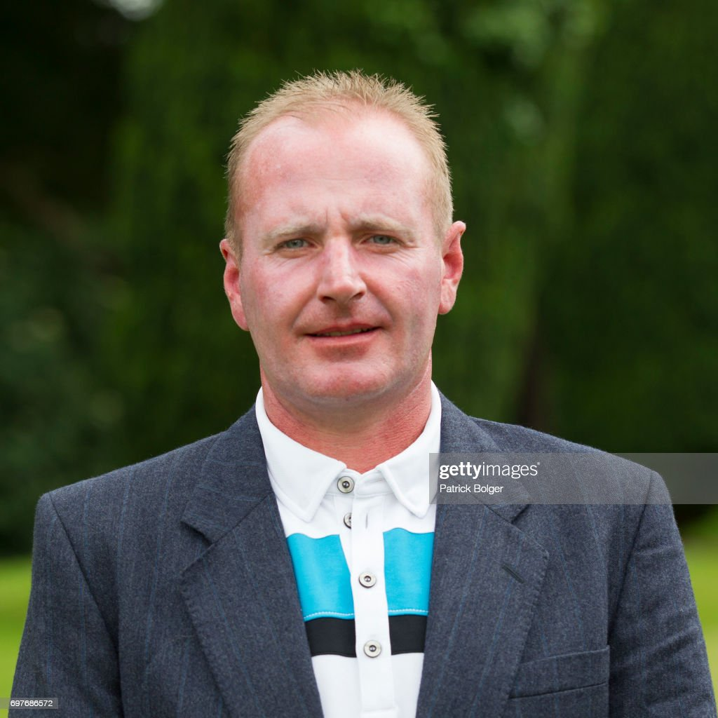 Andrew Manson from Edenmore Golf & Country Club winners of qualifier for the PGA Lombard Trophy at Carton House Golf Club on June 19, 2017 in Maynooth, Ireland.