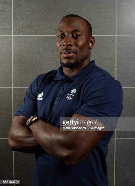 Andrew Matthews during the PyeongChang 2018 Olympic Winter Games photocall at Heriot Watt University Oriam PRESS ASSOCIATION Photo Picture date...