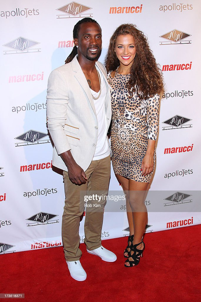<a gi-track='captionPersonalityLinkClicked' href=/galleries/search?phrase=Andrew+McCutchen&family=editorial&specificpeople=2364814 ng-click='$event.stopPropagation()'>Andrew McCutchen</a> of Pittsburgh Pirates attends the Marucci Sports 4th Annual All-Star State Of Mind Celebration at 40 / 40 Club on July 15, 2013 in New York City.