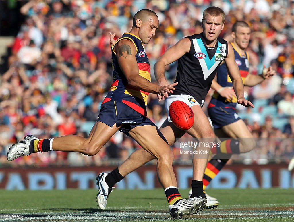 AFL Rd 6 - Crows v Power