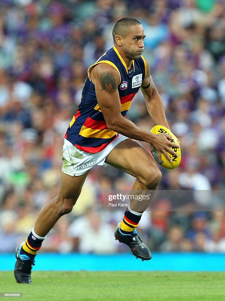 AFL Rd 1 - Fremantle v Adelaide Crows