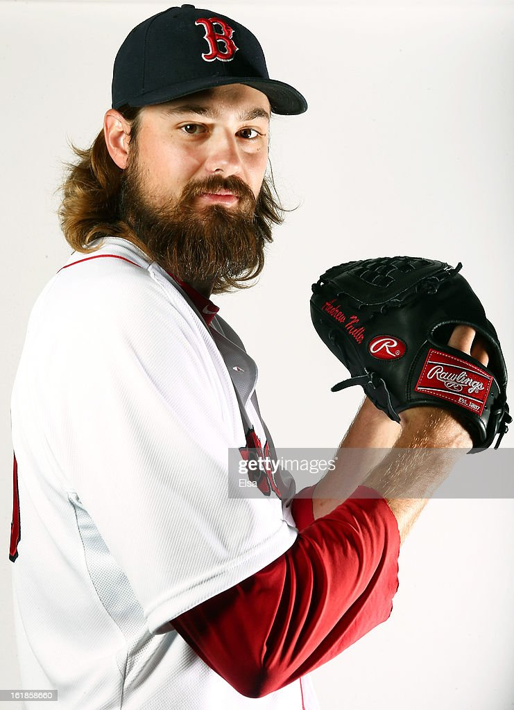 <a gi-track='captionPersonalityLinkClicked' href=/galleries/search?phrase=Andrew+Miller+-+Baseball+Player&family=editorial&specificpeople=4496823 ng-click='$event.stopPropagation()'>Andrew Miller</a> #30 of the Boston Red Sox poses for a portrait on February 17, 2013 at JetBlue Park at Fenway South in Fort Myers, Florida.