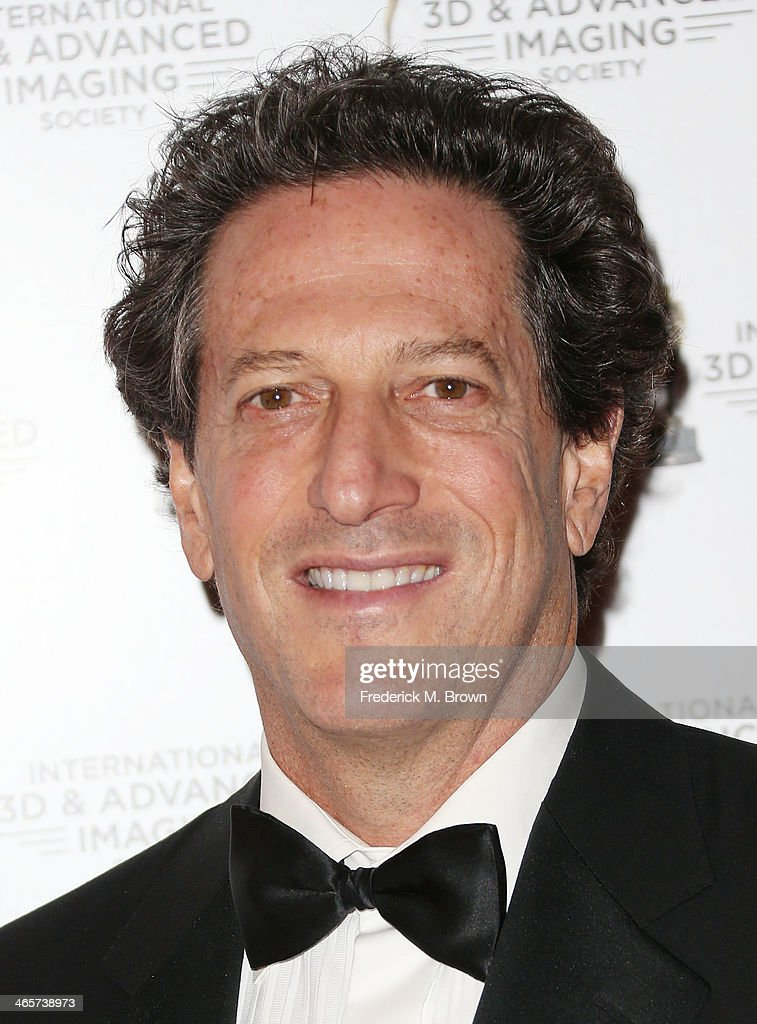 Andrew Millstein attends the 2014 International 3D and Advanced Imaging Society's Creative Arts Awards at the Steven J. Ross Theatre, Warner Bros. Studios on January 28, 2014 in Burbank, California.