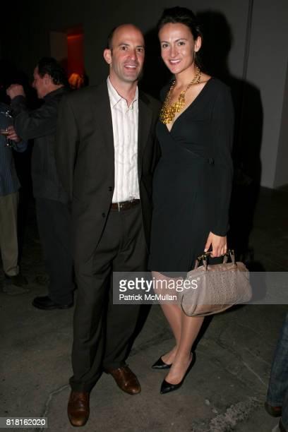 Andrew Morton and Havilah Clark attend NEW YORK TASTE Culinary Event at Skylight SoHo on November 1 2010 in New York