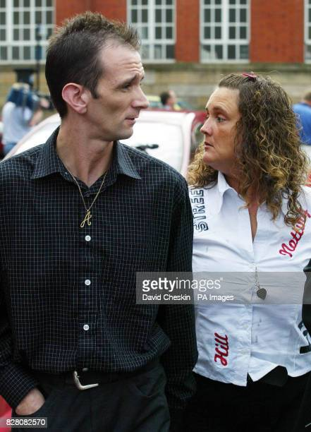 Andrew Morton and Sharon McMillan parents of twoyearold Andrew Morton leave the High Court in Glasgow after Mark Bonini was ordered to spend at least...
