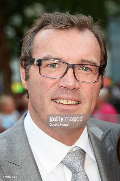 Andrew Morton attends the world premiere of 'Diana' at The Odeon Leicester Square on September 5 2013 in London England