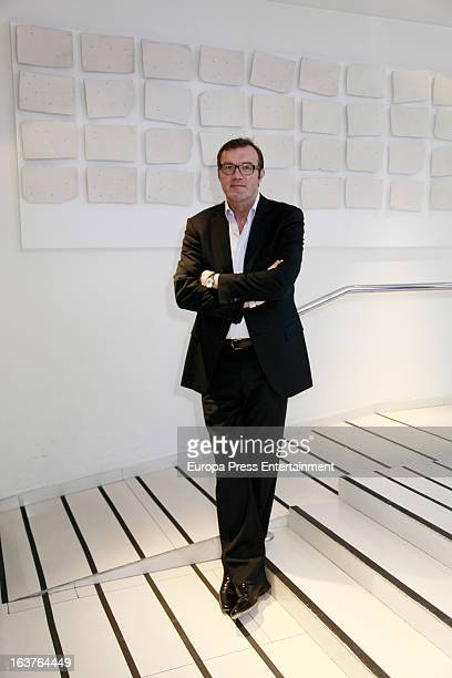 Andrew Morton presents his lastest book 'Ladies of Spain' on March 14 2013 in Madrid Spain