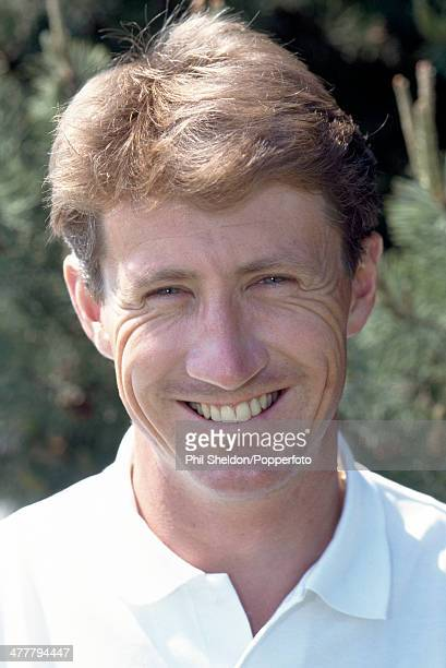 Andrew Murray of Great Britain during the Benson and Hedges International Open Golf Championship held at the St Mellion International Resort Cornwall...