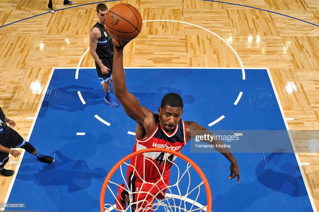 Washington Wizards v Orlando Magic