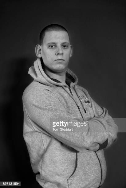 Andrew poses for a picture on October 30 2017 in Newcastle upon Tyne England Andrew says 'Universal Credit is a nightmareIt's supposed to last you a...