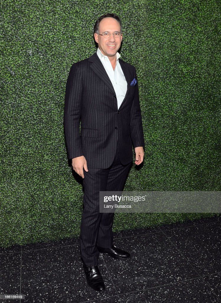 <a gi-track='captionPersonalityLinkClicked' href=/galleries/search?phrase=Andrew+Saffir&family=editorial&specificpeople=570091 ng-click='$event.stopPropagation()'>Andrew Saffir</a> arrives as Ralph Lauren Presents Exclusive Screening Of Hitchcock's To Catch A Thief Celebrating The Princess Grace Foundation at MoMA on October 28, 2013 in New York City.