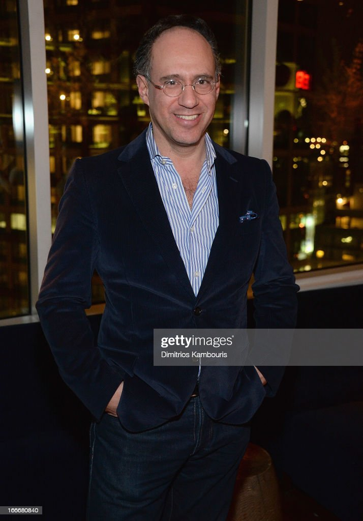 Andrew Saffir attends the after party for the Cinema Society and Men's Fitness screening of 'Pain and Gain' at Jimmy At The James Hotel on April 15, 2013 in New York City.