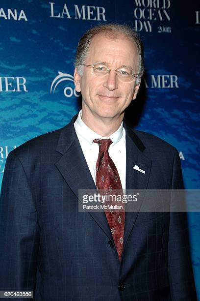 Andrew Sharpless attends LA MER and OCEANA Party for WORLD OCEAN DAY 2008 at 620 Loft Garden on June 4 2008 in New York City