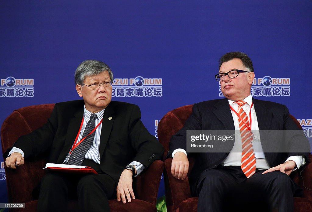 Key Speakers At The Lujiazui Forum