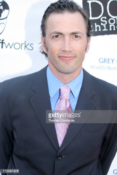 Andrew Shue cofounder during 2005 Do Something BRICK Awards at Capitale in New York City New York United States