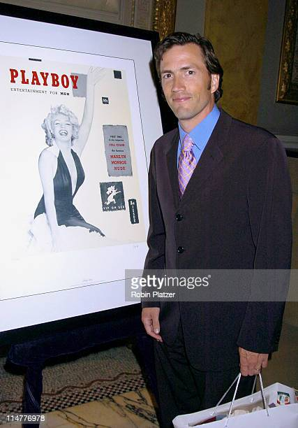 Andrew Shue during The 2005 Do Something BRICK Awards Show and Backstage at Capitale in New York City New York United States