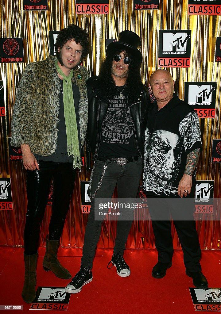 MTV Classic: The Launch - Arrivals